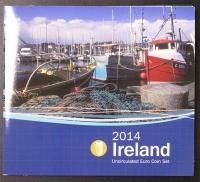 Kursmünzensatz 2014 Irland
