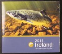 Kursmünzensatz 2011 Irland