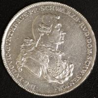 Konventionstaler 1786