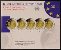 2 ¤ Bundesländer: Baden-Württemberg PP 2013 Blister