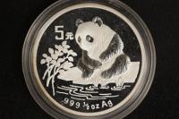 1/2 Oz Panda 1996 st