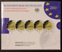 2 ¤ Römische Verträge PP 2007 Blister