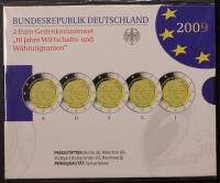 2 ¤ 10 J. Wirtschtafts- und Währungsunion PP 2009 Blister