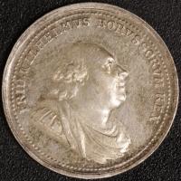 AG-Med. 1792 auf die Huldigung