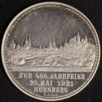 450. Geb. Dürer 1921 AG