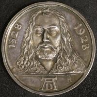 AG-Med. A. Dürer 1928 Hasenstab