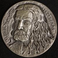 AG-Med. 1971 500. Geb. A.Dürer