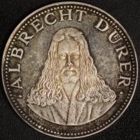 150 Guaranies  A. Dürer 1973
