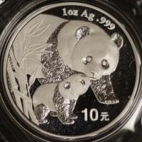 1 Oz Panda 2004 st