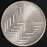 20 Fr. 700 J. Eidgen. 1991