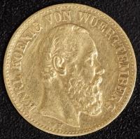 10 Mark Karl 1873