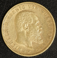 20 Mark Wilhelm II. 1897