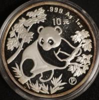 1 Oz Panda 1992 PP