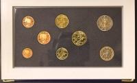 Kursmünzensatz 2003 PP Frankreich
