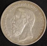 5 Mark Friedrich 1876