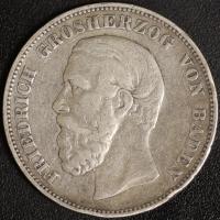 5 Mark Friedrich 1875