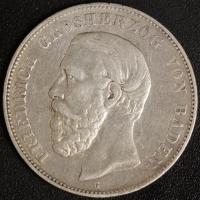 5 Mark Friedrich 1875 27F