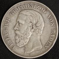 5 Mark Friedrich 1876 27F