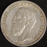 5 Mark Friedrich 1900