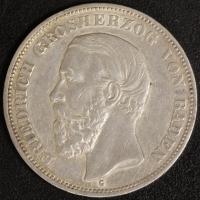 5 Mark Friedrich 1901