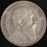 5 Mark Friedrich 1903