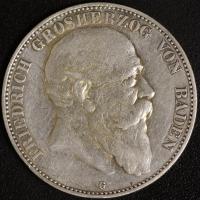 5 Mark Friedrich 1904