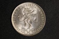 25 Pesos Mexico 1968