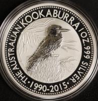 1 Oz  Kookaburra 2015