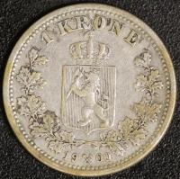 1 Kronen 1900