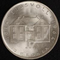 10 Kronen 1964