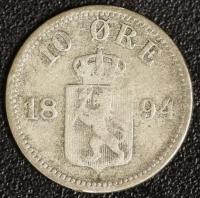 10 Öre 1894