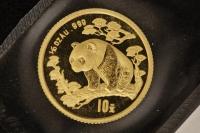 1/10 Oz AU Panda 1997