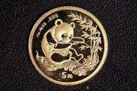 1/20 Oz AU Panda 1994
