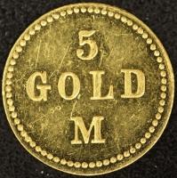 5 Goldmark 1923