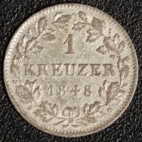 Kreuzer 1848