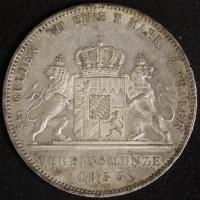 Doppelter Vereinstaler 1853