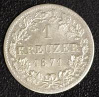 Kreuzer 1871