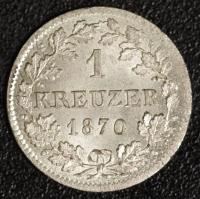 Kreuzer 1870