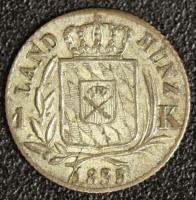 Kreuzer 1835