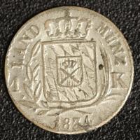 Kreuzer 1834