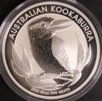 10 Oz Kookaburra 2012