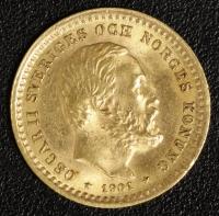5 Kronor 1901