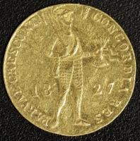 Dukat 1827