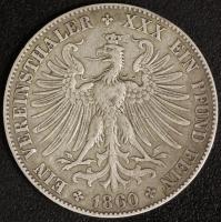 V-Taler 1860 ss