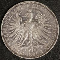 V-Taler 1860 vz
