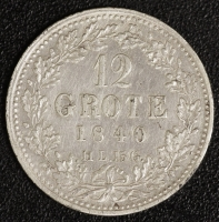 12 Grote 1840