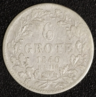 6 Grote 1840