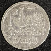 1 Gulden 1923 Kogge
