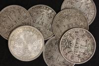 1 Reichsmark 1873-1916