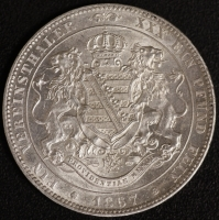 Vereinstaler 1867 vz